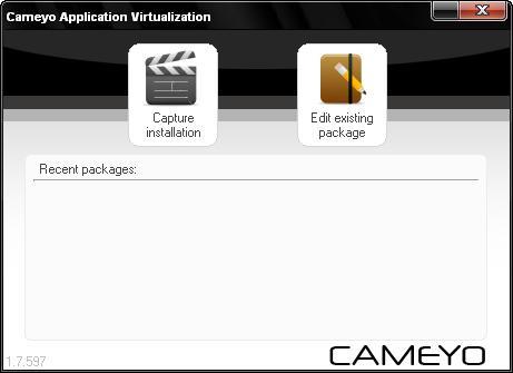 নিজেই তৈরি করুন পোর্টেবল সফটওয়্যার, Portable Software Maker, Cameyo Application Virtualization
