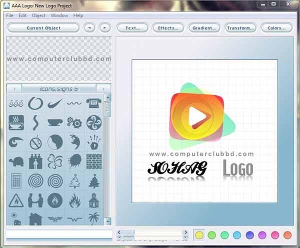AAA Logo Creator Screenshot (2)