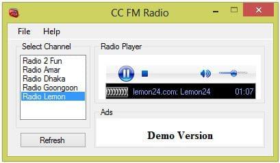 CC FM RADIO