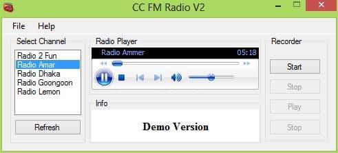 CC FM Radio v2