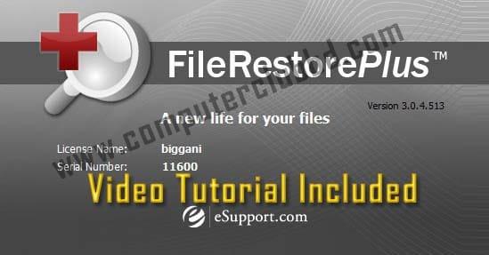 File Restore Plus 3.0.4.513