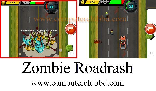 Zombie Roadrash