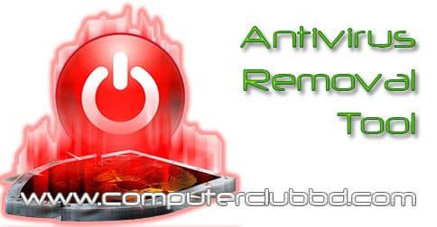Antivirus Removal Tool